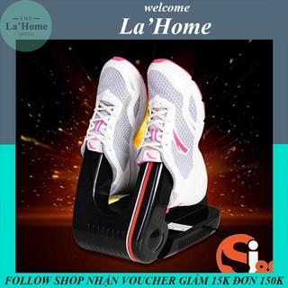 Máy sấy giày La Home chính hãng, máy sấy giày khử mùi, diệt vi khuẩn, máy sấy khô dép tất thumbnail