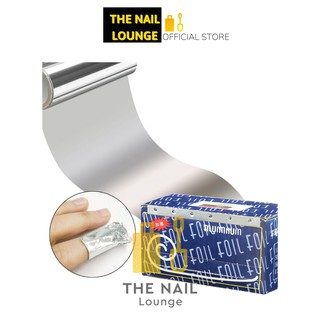 Cuộn giấy bạc ủ tháo gel móng chuyên dụng thumbnail