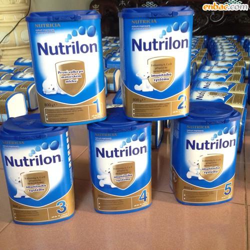 Sữa Nutrilon Séc số 1-2-3-4 800g hàng air