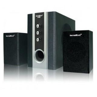 Loa máy tính Soundmax A-820 2.1 (Đen)