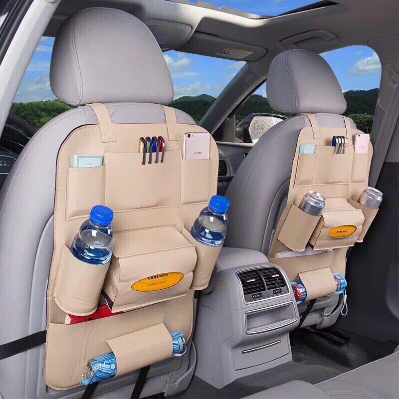 Túi đựng đồ treo lưng ghế ô tô tiện dụng