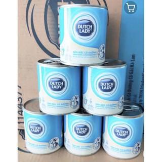 Sữa đặc Dutch Lady lon xanh biển 380gr