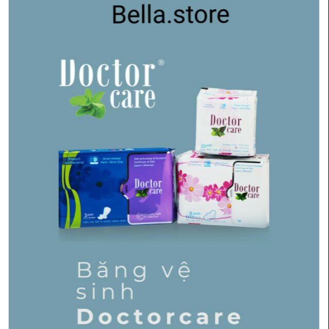 BVS thảo dược Doctor Care ngày/đêm/hàng ngày