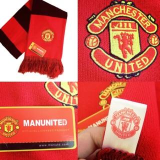 Khăn choàng len Manchester United