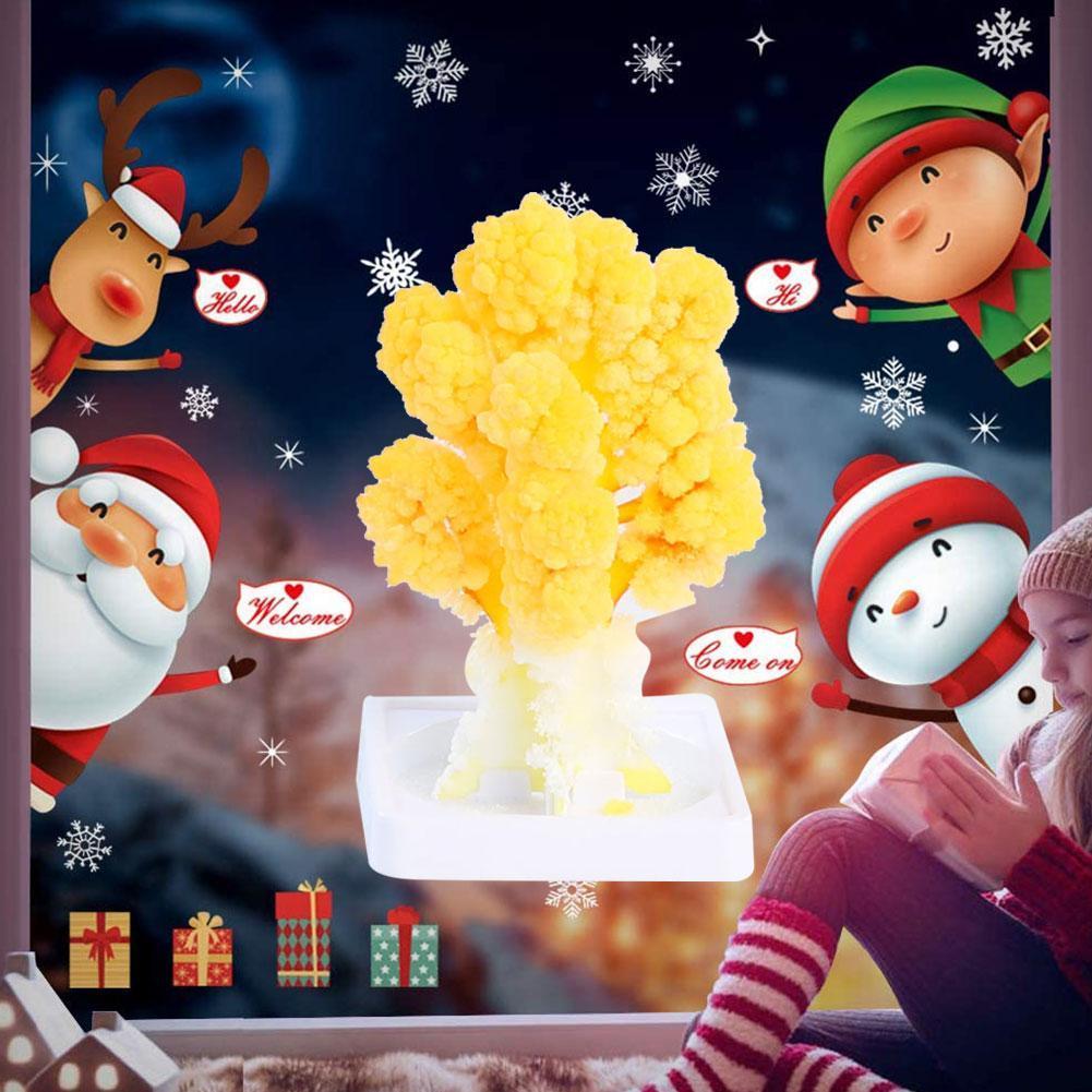 Đồ Chơi Cây Thông Giáng Sinh Ma Thuật