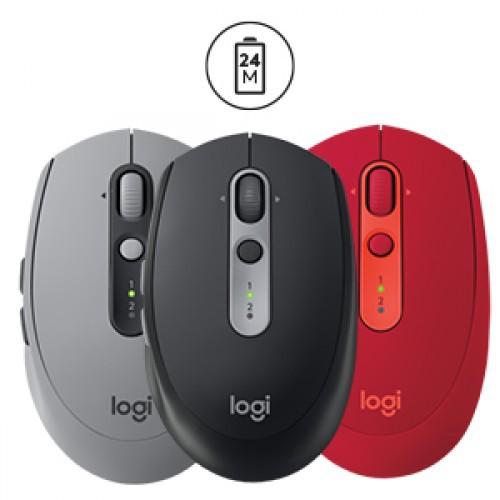 Chuột Không Dây Logitech M590 Slient-chính logitech