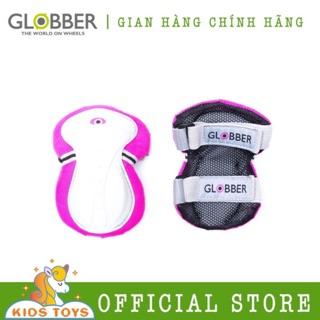 Bộ bảo hộ Globber Junior - Hồng