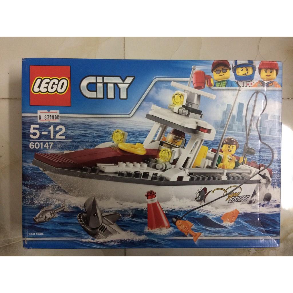 Lego city 60147