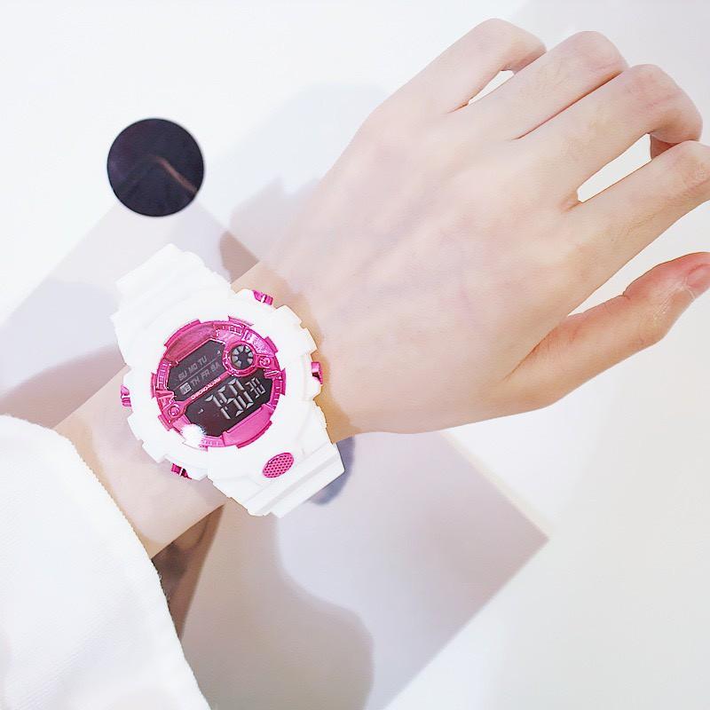 Đồng hồ nam nữ Candycat thông minh DH45 tiện dụng thể thao thời trang