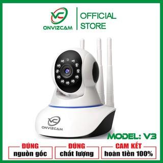 Camera thông minh ONVIZCAM V3 hình ảnh 1080P góc rộng