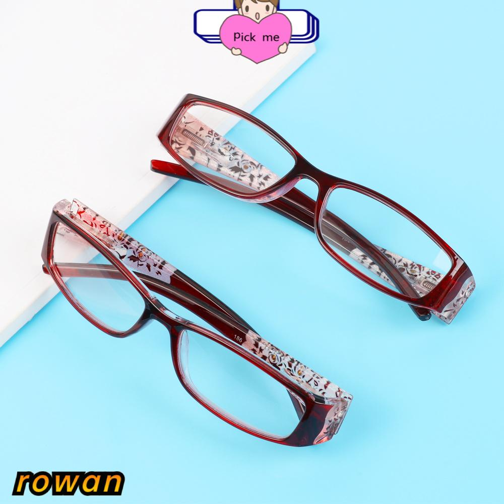 ROW Ultralight Presbyopic Eyewear Radiation Protection Computer Goggles Anti Blue Light Reading Glasses Vision Care Men Women Fashion Anti-blue Rays...