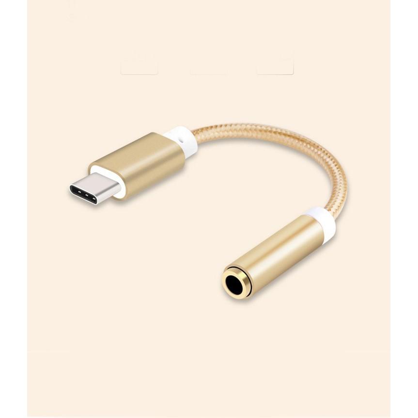 Đầu Chuyển Đổi Đầu Dây USB Type-C Cho Android (Màu Ngẫu Nhiên) GPKS1001