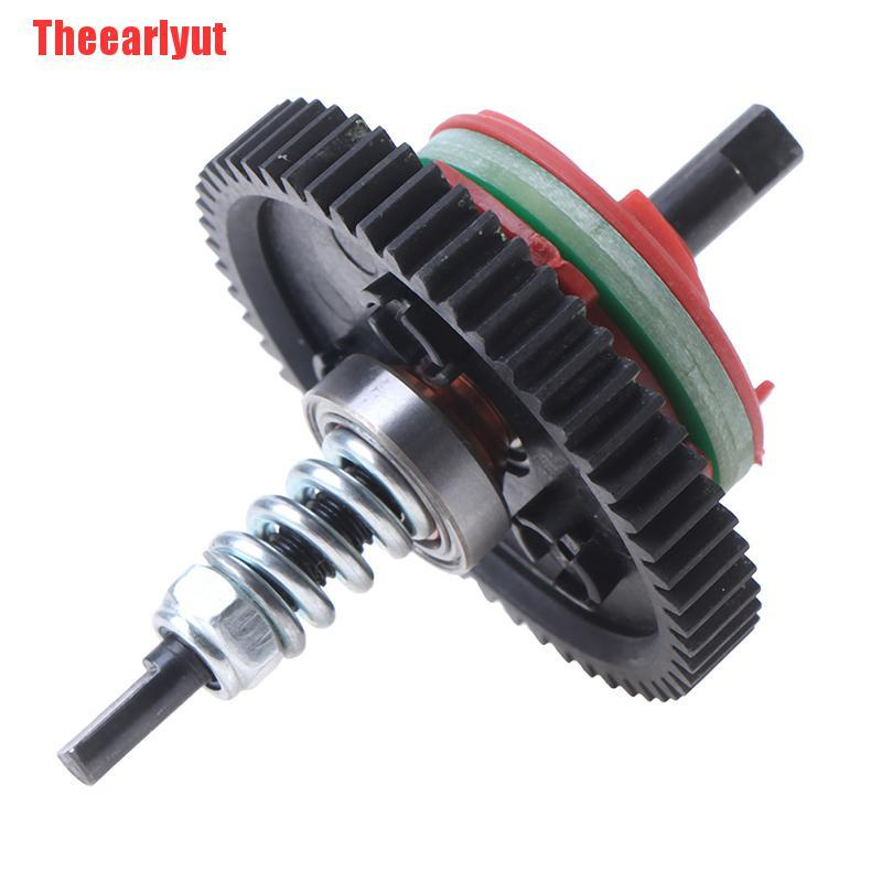 Theearlyut 1:10 Slash 4×4 Spur Gear 54T For Traxxas Slash 4×4 HQ 727 Replacements Parts