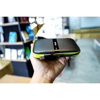 Ổ Cứng Di Động Silicon Power Armor A60 500Gb - USB 3.0 Chống Sock va đập