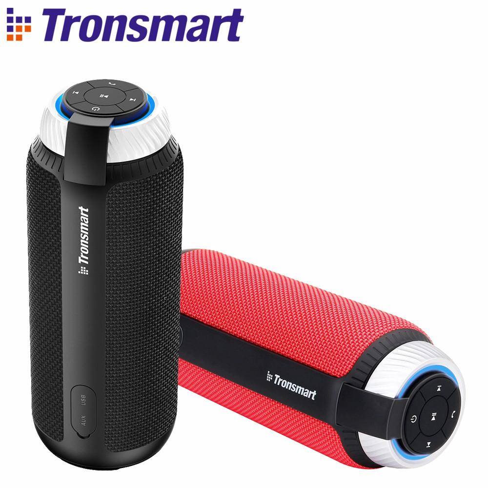 Loa di động không dây ngoài trời Tronsmart Element T6, âm thanh vòm 360 độ  tích