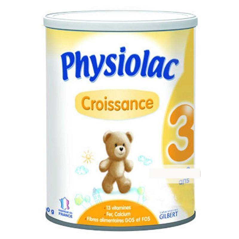 Sữa bột Physiolac 3ER 900g - 2483742 , 4609825 , 322_4609825 , 369000 , Sua-bot-Physiolac-3ER-900g-322_4609825 , shopee.vn , Sữa bột Physiolac 3ER 900g