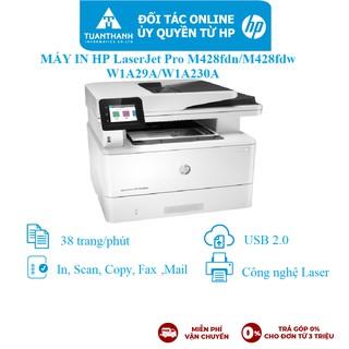 Máy in đa chức năng HP LaserJet Pro M428fdn/M428fdw_1Y WTY_W1A29A/W1A230A - Chính Hãng