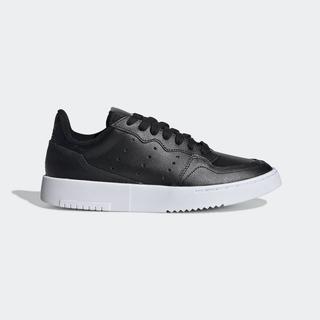 adidas ORIGINALS Giày Supercourt Unisex trẻ em Màu đen EE7727 thumbnail