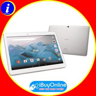 Máy tính bảng Huawei Dtab D-01h 10 inch 3G, Wifi chính hãng