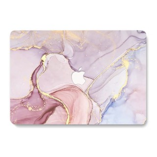 Ốp macbook họa tiết Marble Dyeing