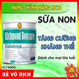 Sữa Non Richmond Boncare COLOSTRUM (450g) ( Hàng chính hãng công ty NCT3 ) thumbnail