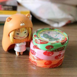 (HỦY DIỆT) 6 hộp Kẹo dẻo Kim Yến - Candy