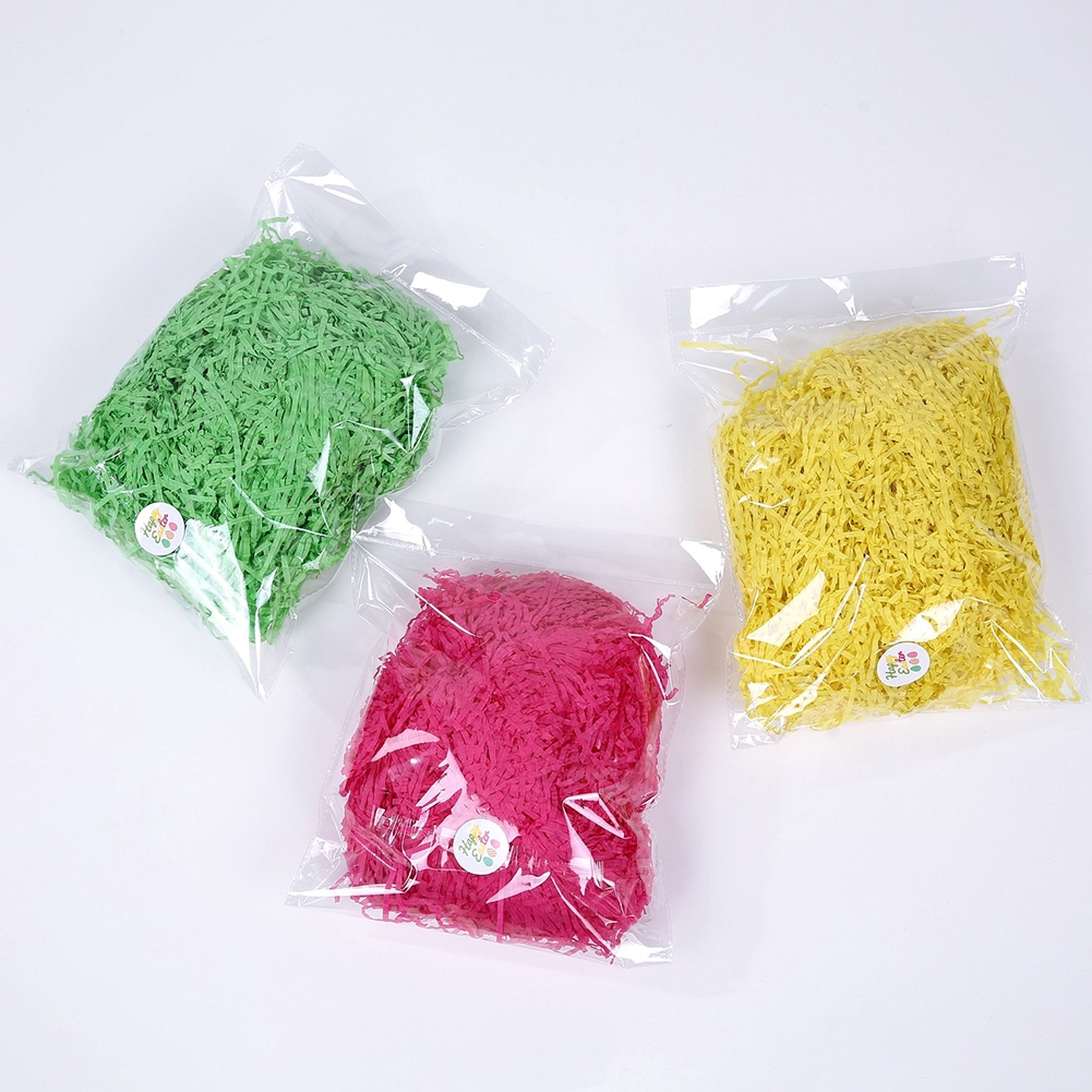 Fluffy Shredded Filler Soft Easter Craft DIY Gift Packaging Decorative Luxurious Tissue Paper
