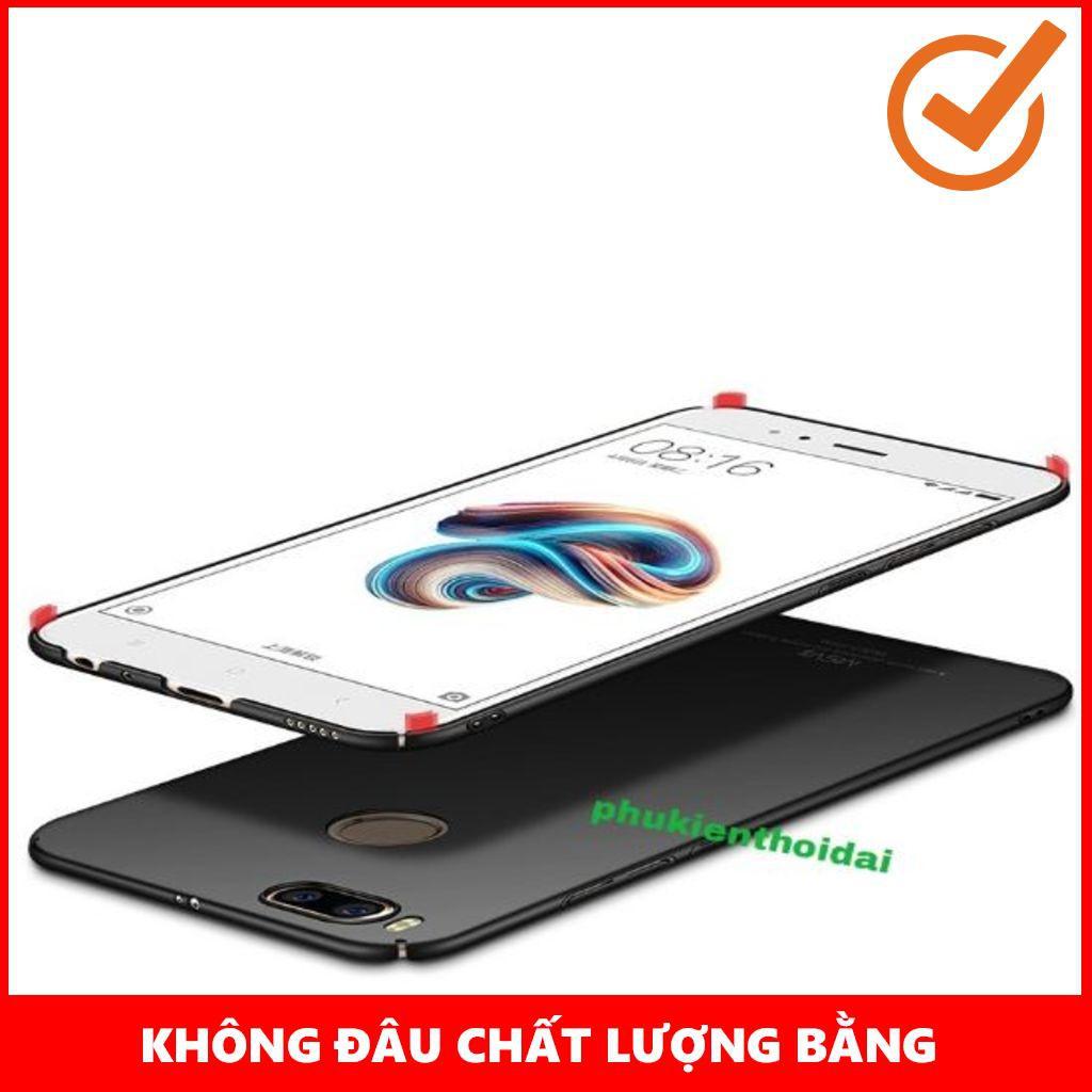 [HOT]  Xiaomi Mi5x - Ốp lưng Msvii nhựa mỏng cao cấp ( tặng dán cabon mặt sau )