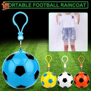 Áo mưa khẩn cấp cất giữ trong quả bóng 120x90cm tiện lợi