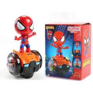 Đồ chơi Spider Man siêu ngầu cho bé iu