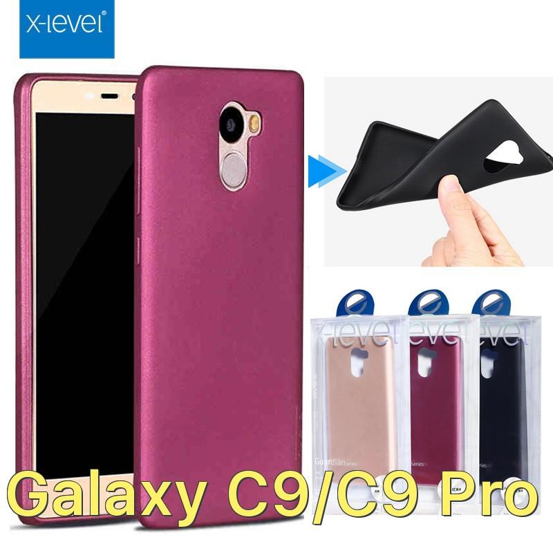 Ốp X-Level dẻo siêu mỏng ôm máy cho Galaxy C9/C9 Pro - 2801327 , 834383104 , 322_834383104 , 60000 , Op-X-Level-deo-sieu-mong-om-may-cho-Galaxy-C9-C9-Pro-322_834383104 , shopee.vn , Ốp X-Level dẻo siêu mỏng ôm máy cho Galaxy C9/C9 Pro
