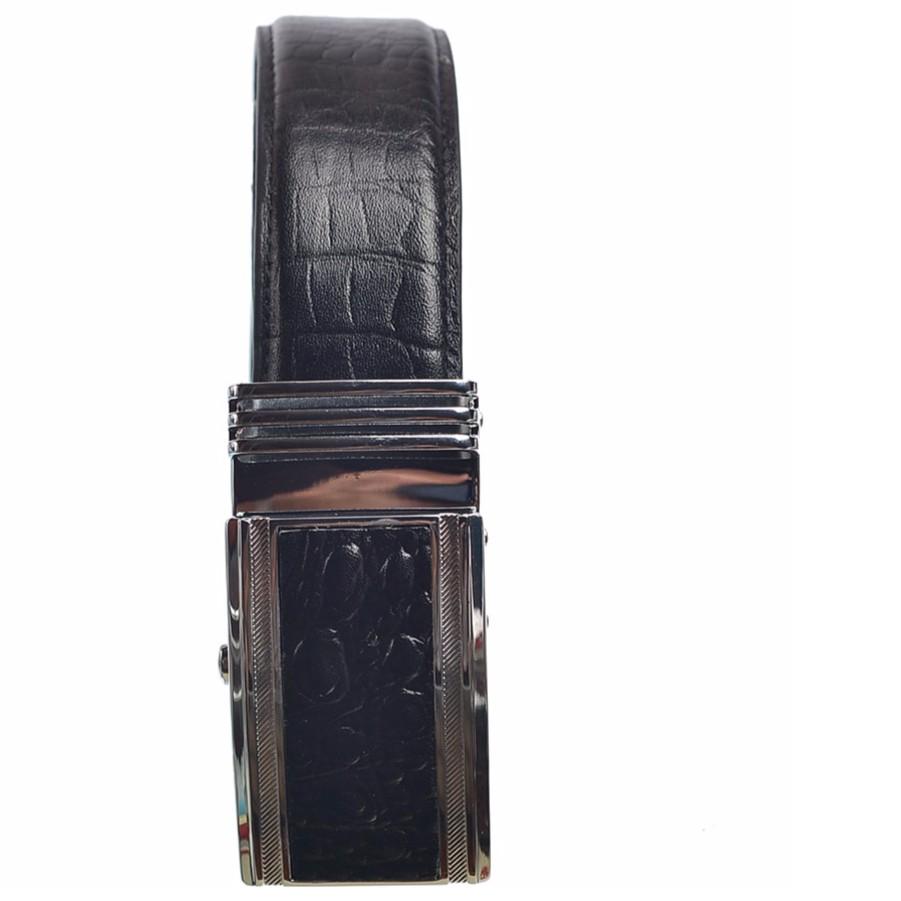 Thắt lưng, dây nịt da bò nam 1534 verygood