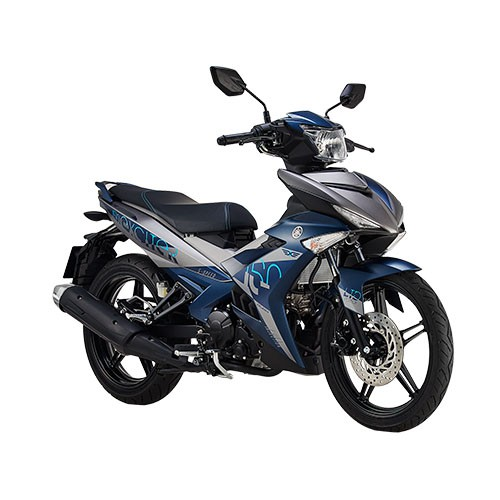 Xe Yamaha Exciter Limited 150 2018 (Matt Blue) + Tặng nón bảo hiểm, áo mưa, móc khóa xe