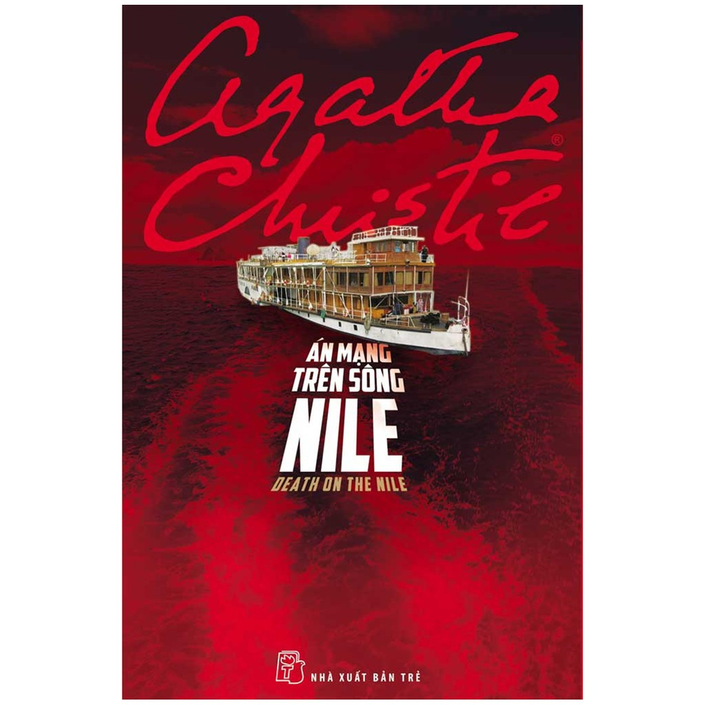 Sách: Agatha - Án mạng trên sông Nile