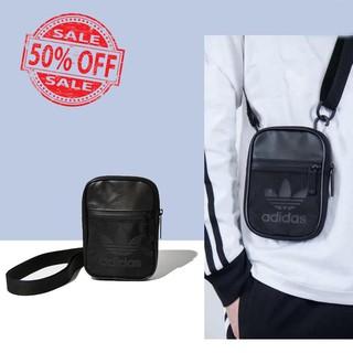 (ảnh thật) Túi bao tử Adidas Mini Festival Bag - HÀNG XUẤT DƯ- FULL TEM Tag thumbnail