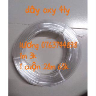 dây oxy cho hồ cá 4ly - 5ly thumbnail