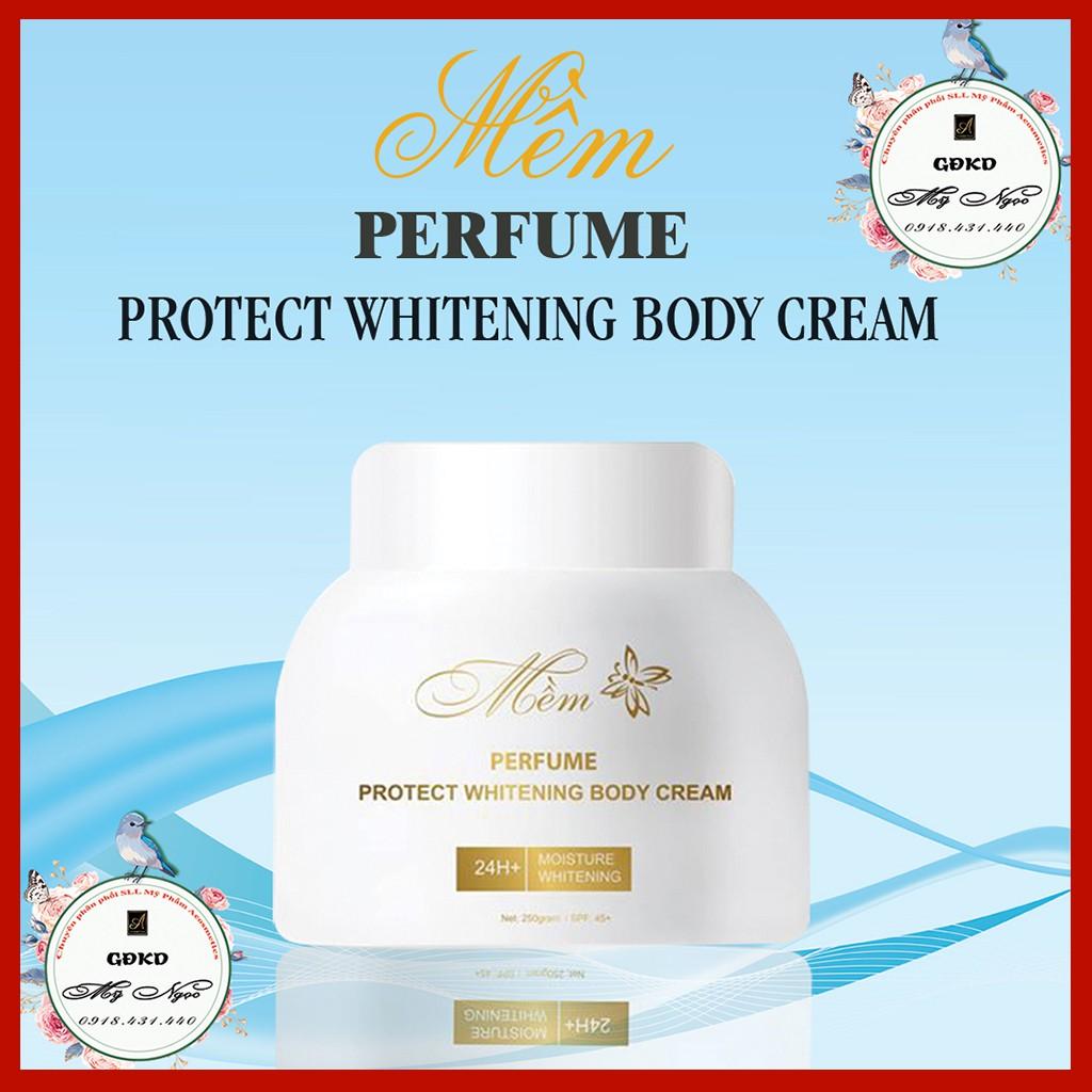 Kem Body Mềm ACOSMETICS, kem dưỡng trắng da toàn thân, giúp da trắng sáng, mềm mịn, 1 hộp dùng từ 2-4 tháng