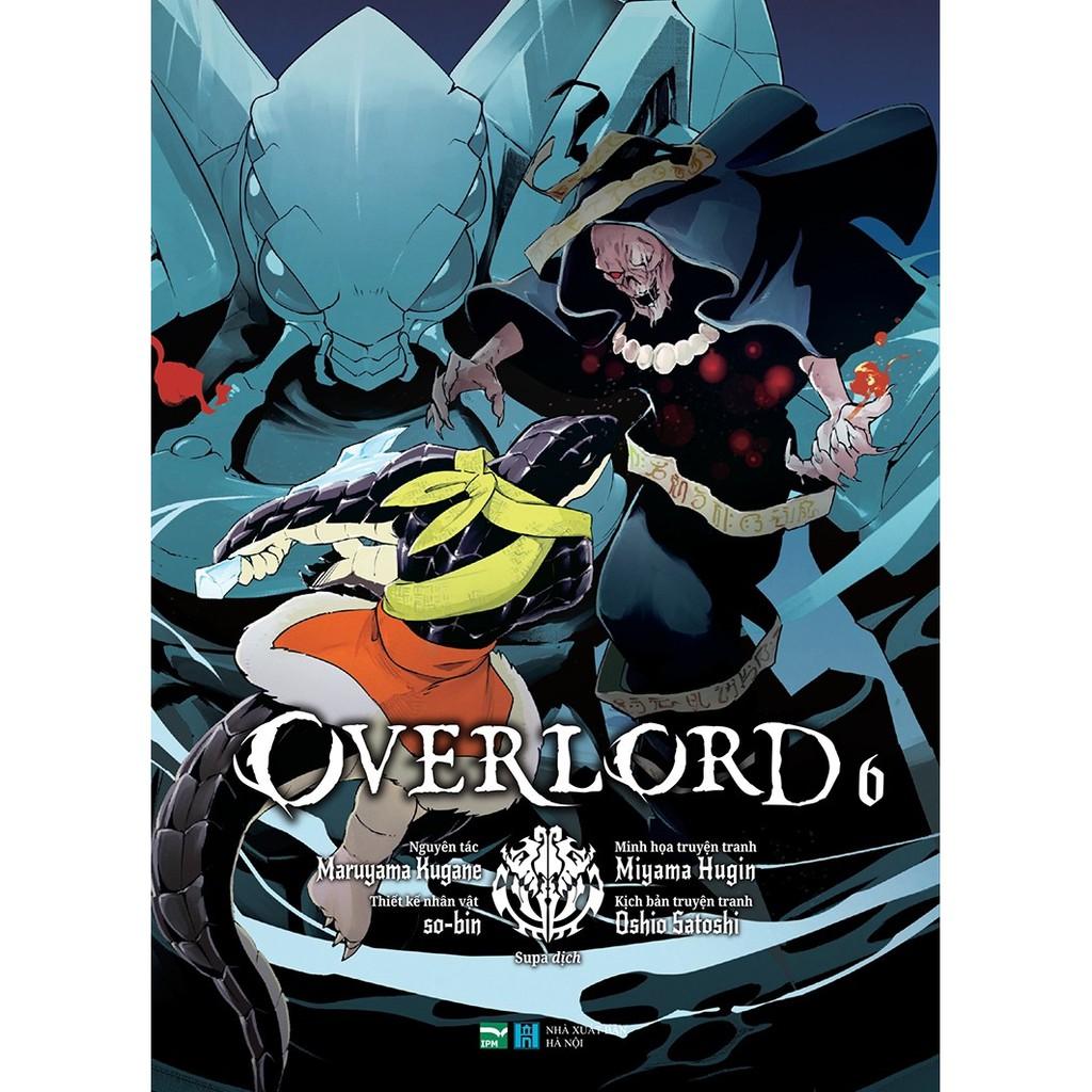 Truyện tranh Overlord - Lẻ tập 1 2 3 4 5 6 - IPM