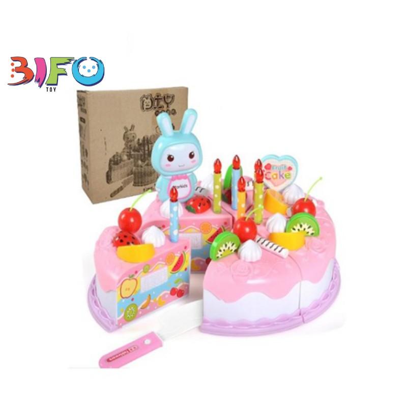 [Mã 1510FMCGSALE giảm 8% đơn 500K] Bộ đồ chơi cắt bánh sinh nhật cho bé