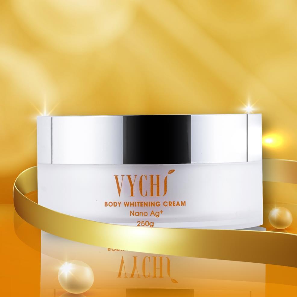 Kem body Nano Body Whitening Cream - Kem dưỡng trắng da body tinh thể Nano -