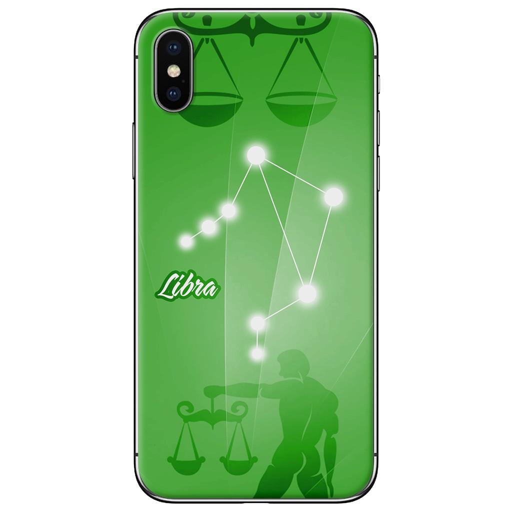 Ốp lưng iPhone X - nhựa dẻo Libra