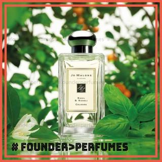 [S.A.L.E] Nước hoa dùng thử Jo Malone Basil & Neroli Test 10ml 20ml Spray Chuẩn authentic .founderpe thumbnail