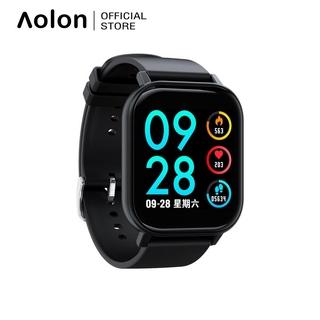 Đồng Hồ Thông Minh Aolon Gtr-H Hỗ Trợ Đếm Bước/Nhịp Tim Với Màn Hình 1.6Inch Chống Nước Ip68 Cao Cấp Cho Ios Android