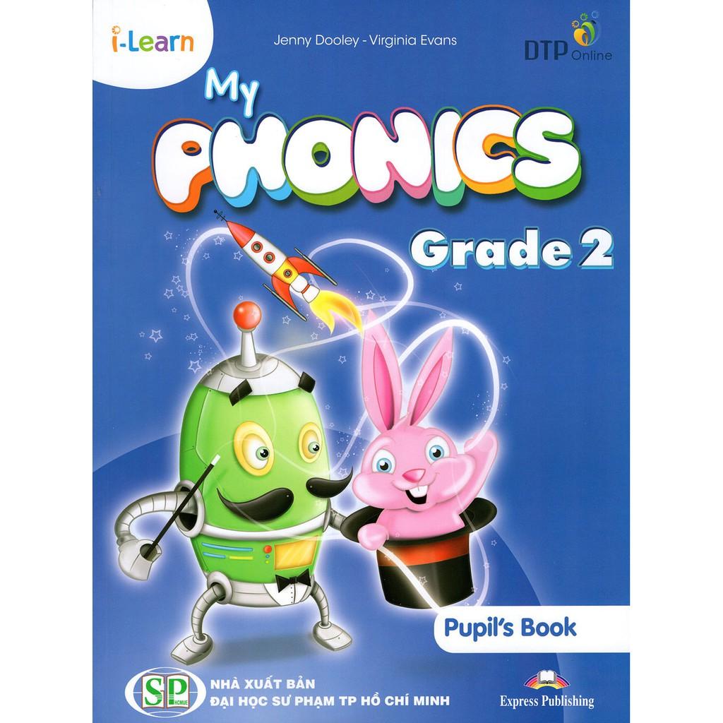 Bộ sách học tiếng Anh i-Learn My Phonics Grade 2 - Tác giả: Jenny Dooley - Virginia Evans - 3527451 , 1183892697 , 322_1183892697 , 141000 , Bo-sach-hoc-tieng-Anh-i-Learn-My-Phonics-Grade-2-Tac-gia-Jenny-Dooley-Virginia-Evans-322_1183892697 , shopee.vn , Bộ sách học tiếng Anh i-Learn My Phonics Grade 2 - Tác giả: Jenny Dooley - Virginia Eva
