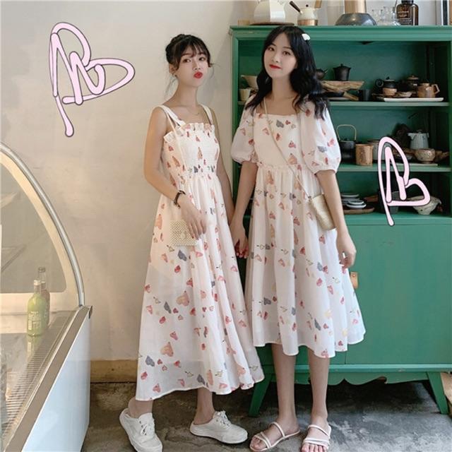 M25 Váy đôi bạn thân hàng Quảng Châu