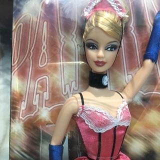 Bủp bê barbie.