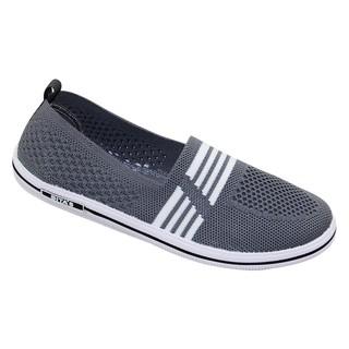 Giày vải bé gái Bita s GVBG.81 (Đen Xám)