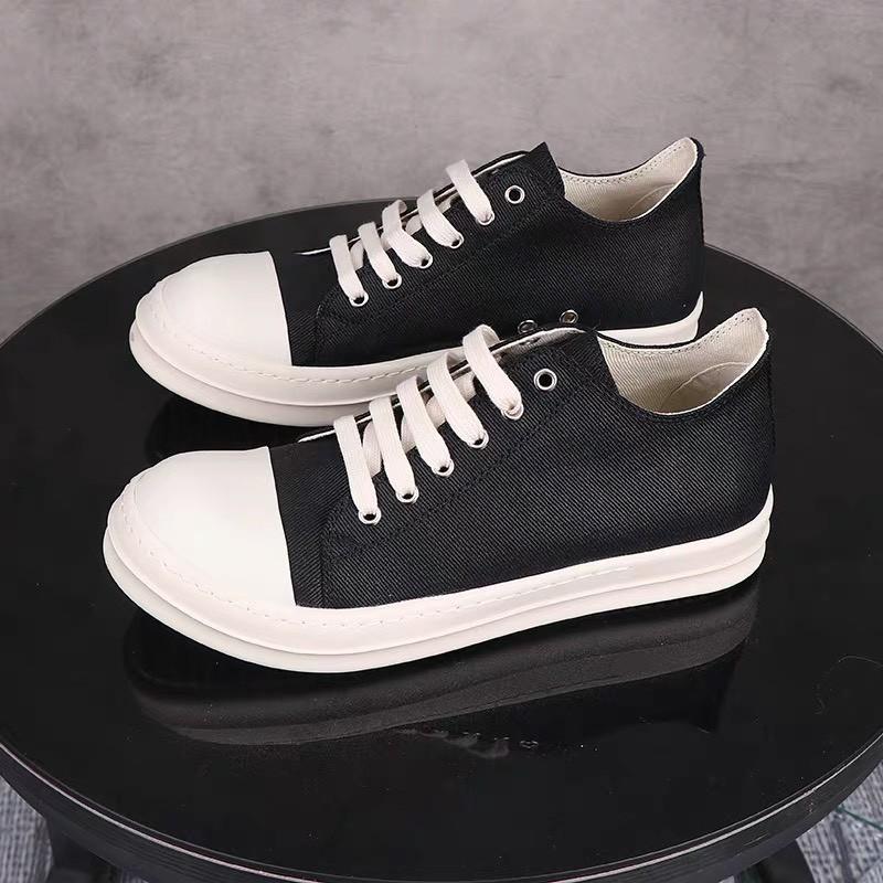 Giày Sneaker Ro Cổ Thấp Đế Thơm Vani Full Size Nam Nữ