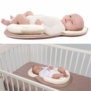 Đệm định hình giúp bé ngủ ngon