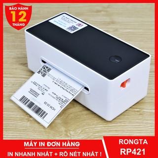Máy in dPos RP421 in đơn hàng TMĐT phiếu giao hàng tem vận chuyển & tem nhãn Minicode thay thế cho ABIT Q900 và HPRT N41 thumbnail